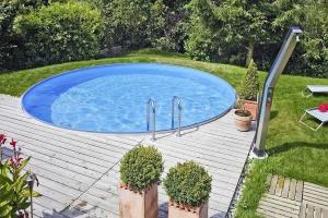 Сборный бассейн Summer Fun 4501010167KB круглый 700х150 см