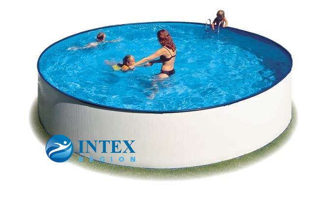 Сборный бассейн Summer Fun 4501010128KB круглый 350х120 см