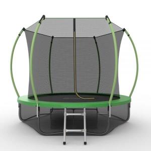Батут EVO JUMP Internal 8ft ( Green) + Lower net