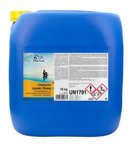 Chemoform (Кемоформ) Кемохлор жидкий Упаковка 35 кг. 251#452