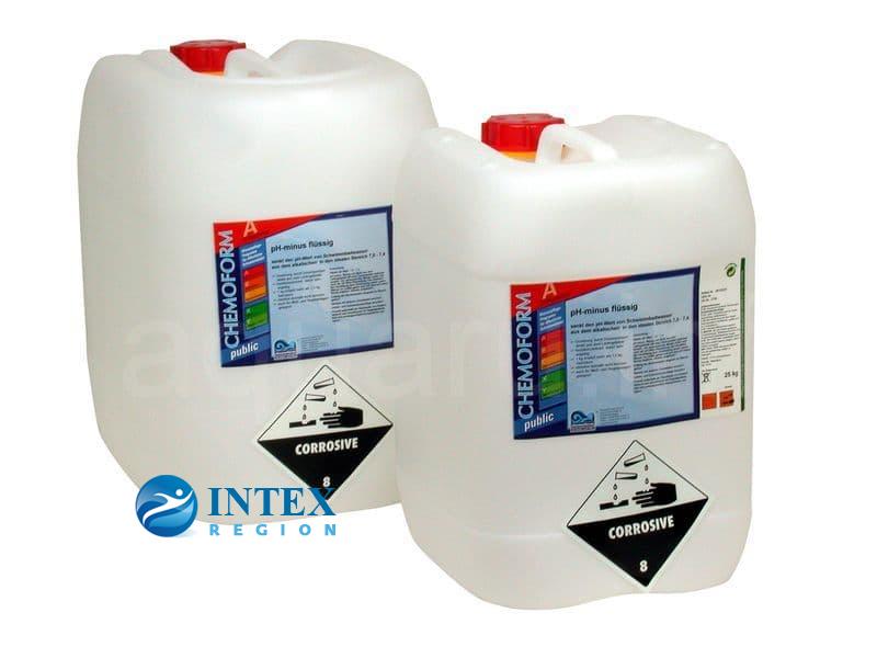 pH-Mинус жидкий Кемоформ (Chemoform)