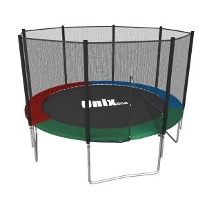 Батут UNIX line Simple 6 ft Color (outside)