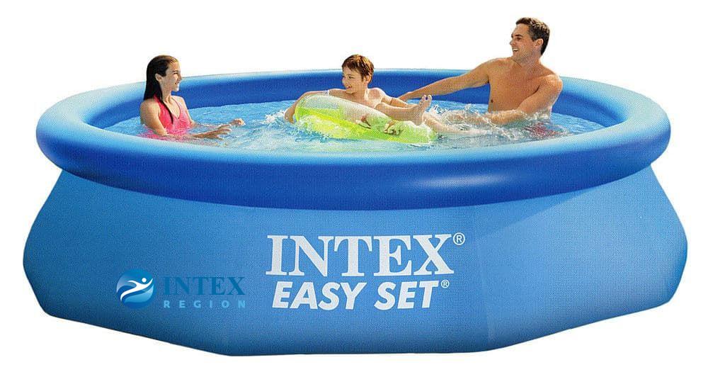 Надувной бассейн Intex 28110 244x76 Easy Set
