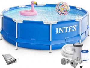 Каркасный бассейн Intex 28202 305х76 Metal Frame