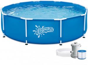 Каркасный бассейн SummerEscapes P20-1030-A 305х76 см