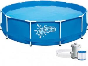 Каркасный бассейн SummerEscapes P20-1236-A 366х91 см
