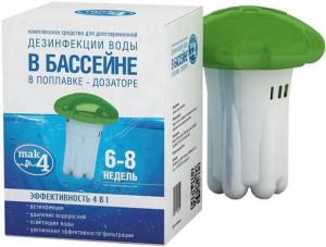 МАК 4 комплексный препарат в плавающем диффузоре