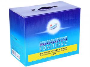 Минипул Комплекс для бассейнов 10-30м3 Маркопул Кемиклс